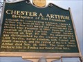 Image for Chester A. Arthur