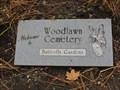 Image for Woodlawn Cemetery Butterfly Garden - Spokane Valley, Washington