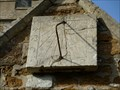 Image for Sundial - St Peter - Tilton on the Hill, Leicestershire