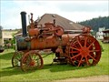 Image for Steam Tractor - Fort McMurray, Alberta