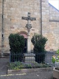 Image for Churchyard Cross, Turckheim, Haut-Rhin, France