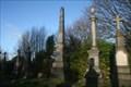 Image for Calvert Stephenson Family Tomb Marker - Undercliffe Cemetery - Bradford, UK