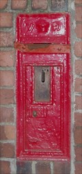 Image for Victorian post box - Nicholls St, Coventry, UK