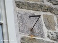 Image for Single Sisters House Sundial - Bethlehem, PA