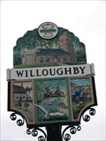 Image for Willoughby Village Sign, Warwickshire.