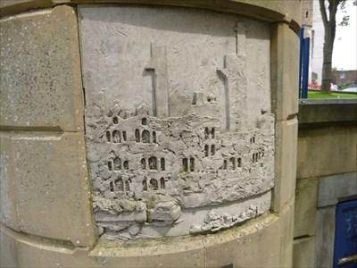 Swansea Blitz - Castle Square - Swansea, Wales.