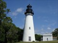 Image for LAST Dual-wall Construction Lighthouse Remaining from Florida's Territorial Period - Fernandina Beach, FL