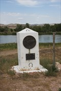 Image for Pony Express Monument -- Guernsey WY