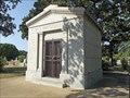 Image for W. T. Waggoner Mausoleum - Oakwood Cemetery Historic District - Fort Worth, TX