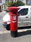Image for Victorian Pillar Box - Colworth Road - Leytonstone - London E11 - UK