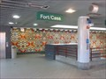 Image for Untitled Mural - Detroit People Mover - Michigan, USA.