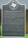 Image for Columbia United Methodist Church