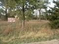 Image for Homestead Gravesite of Civil War Veteran G. T. Hamilton