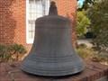 Image for Fredericksburg Firehouse Fire Bell