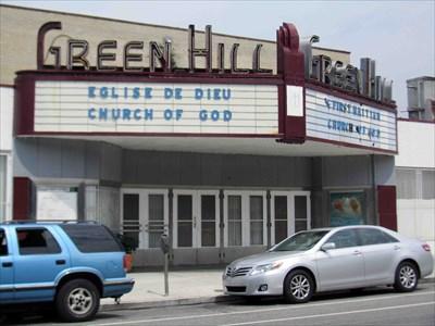 green hill theater philadelphia pa vintage movie
