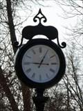 Image for Mineola Transportation Center Clock - Mineola, TX