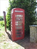 Image for Red Telephone Box - High Street, Flitton, Bedfordshire, UK