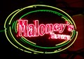 Image for Maloney's Tavern - Artistic Neon - Albuquerque, New Mexico, USA