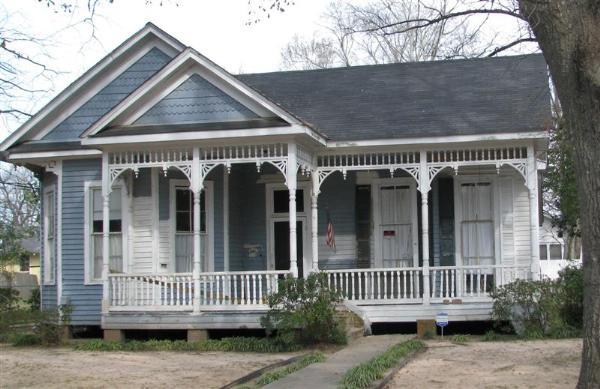 wossman house monroe louisiana u s national register southeast historic district gainesville