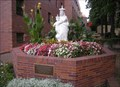 Image for Our Lady of Victory monument, Duquesne University, Pittsburgh, Pennsylvania