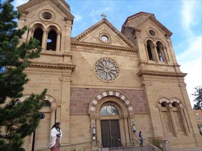 Cathedral Basilica of Saint Francis - Santa Fe.
