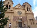 Image for St.Francis Cathedral - Visitor Attraction - Santa Fe, New Mexico.