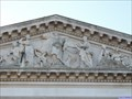 Image for Fitzwilliam Museum Reliefs - Trumpington Street, Cambridge, UK