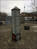 Image for First World War Memorial, Heroes of the Greengate District, Salford,  Manchester, UK