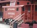 Image for PRR caboose 477577 - Altoona, Pennsylvania
