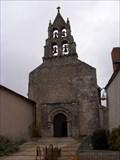 Image for Les cloches de l'église Saint-Romain - Mazerolles -France