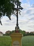 Image for Christian Cross - Unkovice, Czech Republic