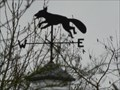 Image for Fox weathervane, Orchard House, Near Abbots Morton, Worcestershire