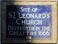 Image for St Leonard's Church - Foster Lane, London, UK