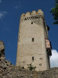 Image for Tower of the Burg Olbrück - Hain, RLP / Germany