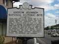 Image for Andrew Johnson National Historic Site - 1C 50 - Greeneville, TN