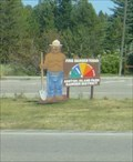 Image for Smokey Bear Sightings - ashton/Island station-Hwy 20- ID