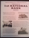Image for 1st National Bank - Whitefish, MT