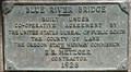 Image for Blue River Bridge - 1928 - Blue River, Oregon