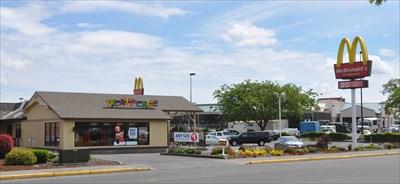 View Waymark Gallery Mcdonalds 6th Street The Dalles Oregon In Mcdonald S Restaurants
