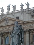 Image for Saint Paul in St. Peter's Square - Vatican City State
