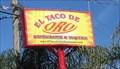 Image for El Taco De Oro Restaurant - Alviso, CA