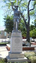 Image for Spirit of the American Doughboy - New Braunfels, TX