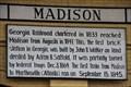 Image for Madison Railroad Station - Morgan Co., GA