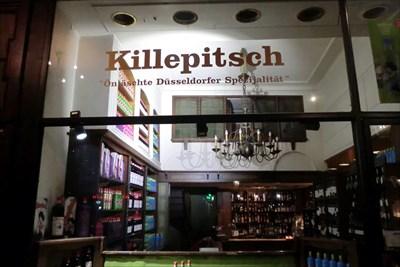 Et Kabüffke Killepitschstube