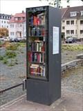 Image for Offener Bücherschrank am Parlamentsplatz — Frankfurt am Main, Germany