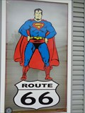 Image for SuperMan Museum - Route 66 - Carterville, Missouri, USA.