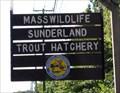 Image for Mass Wildlife Sunderland Trout Hatchery  -  Sunderland, MA