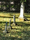 Image for Mooneyham-Sparkman Family Cemetery -- Dallas, TX