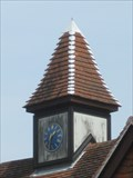 Image for New Forest Centre Clock - Lyndhurst, South Hampshire, UK