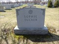 Image for Sophie Tucker - Wethersfield, CT